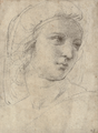 """Head of a muse"" by Raffaello Sanzio.png"