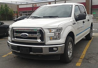 '15-'17 Ford F-150 Crew Cab Endress + Hauser