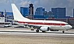 (EG & G) N273RH Boeing 737-66N C-N 29890 (7904451288).jpg