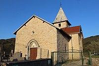 Église St Amand Labalme 2.jpg