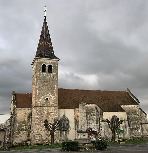 Photo de la ville Saint-Jean-sur-Veyle