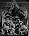 Épitaphe du chanoine Conrad de Bussnang cathédrale de Strasbourg.jpg