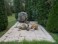 Északi temető, cigány áldozatok emlékműve, 2017 Nyíregyháza.jpg