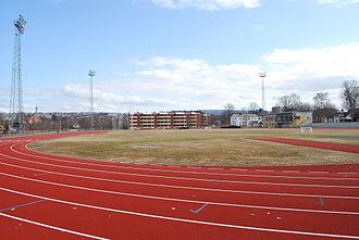 Øya stadion - Øya stadion.