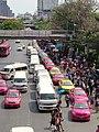 Đường phố Bangkok, Phahonyothin,Chatuchak, Thailand - panoramio.jpg