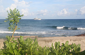 Amboyna Cay - Image: Đảo An Bang