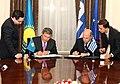 Συνάντηση ΥΦΥΠΕΞ Κ. Τσιάρα με ΥΦΥΠΕΞ Καζακστάν R. Zhoshybayev (8093506665).jpg