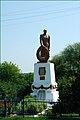 Братська могила радянських воїнів, пам'ятник землякам, с. Мгар.jpg