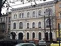 Будинок, в якому у 1888–1921 роках жив письменник–пушкініст Л. П. Гроссман.jpg