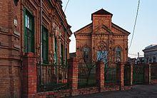 1ca55f1d3f80 Старая церковь в Ейске