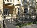 Б. Сампсониевский 53. Церковь Анны Кашинской, ограда02.jpg