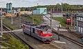 ВЛ10-842, Россия, Новосибирская область, станция Инская (Trainpix 196027).jpg