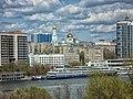Вид на Ростовский Рождественский кафедральный собор с Левого берега Дона.jpg