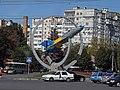Винница. Памятник летчикам украинских ВВС..JPG
