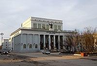 Дворец культуры шахтеров (окт. 2012) - panoramio.jpg