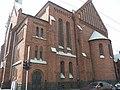 Латвия (Latvija), Рига (Rīga), ул.Свободы (Brīvības iela),119 (Sv. Jaunā Ģertrūdes lut. baznīca), 14-18 10.07.2006 - panoramio.jpg