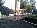 Пам'ятний знак воїнам-землякам, які загинули в роки Другої світової війни, с.Озеряни Борщівський район.jpg