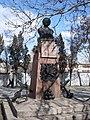 Памятник матросу Кошке Герою Севастопольской обороны 1854-1855 гг. Севастополь. Крым. Март 2010 - panoramio.jpg
