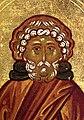 Преподобный Моисей Мурин. Фрагмент новгородской иконы конца XV века.jpg