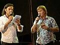 Ревва и Рожков на концерте в Донецке 6 июня 2010 года 015.JPG