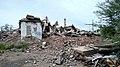 Рубцовск, руины здания заводоуправления АТЗ, 2021 г.jpg