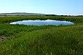 Ручей Курашасай. Вид в северо-западном направлении. - panoramio.jpg