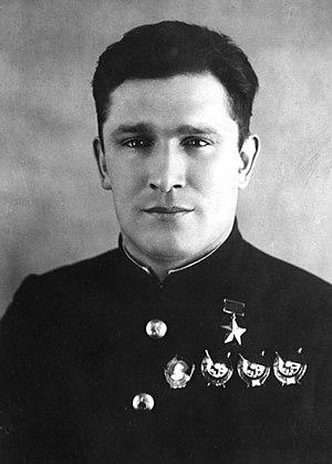Boris Safonov - Boris Safonov in 1942