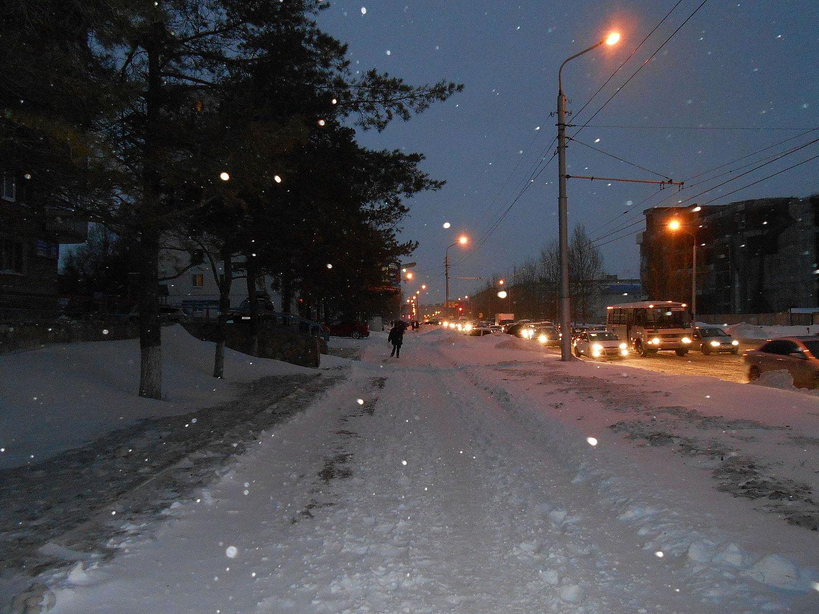 большего контроля ночная уфа фото зимой собрали фото
