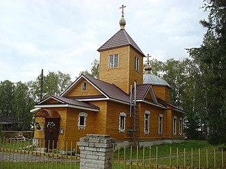 Melenkovsky District - Church of the Assumption: Wojnowo, Melenkovsky District