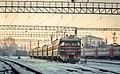 ЭР2К-1013, Россия, Омская область, моторвагонное депо Омск (Trainpix 146667).jpg