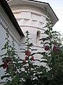Юго-восточная башня стены Борисо-Глебского монастыря..JPG