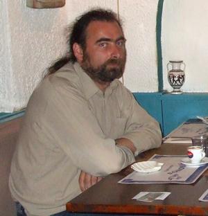 Yaroslav Blanter - Image: Ярослав Блантер Викивстреча 03.09.08