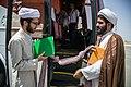 ثبت نام و اعظام افراد از مناطق محروم جنوب کرمان به زیارت شهر مشهد Pilgrimage in Iran- Kerman 20.jpg
