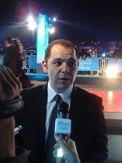 Ramy Imam Egyptian director, and producer (born 1974)
