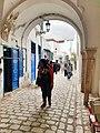 صورة للمشاركين في مسابقة ويكي تهوى افريقيا بمدينة تونس يوم 14 أكتوبر 2017.jpg