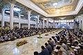 عکس های مراسم ترتیل خوانی یا جزء خوانی یا قرائت قرآن در ایام ماه رمضان در حرم فاطمه معصومه در شهر قم 46.jpg