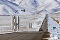 مناظر برفی جاده قم به تفرش - ایران- برف Snowy landscape of Qom province- Iran 07.jpg