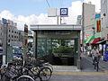 地下鉄大正駅出入口.jpg