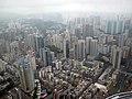 如心海景酒店上望-香港的早上 - panoramio.jpg