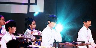 TFBoys Chinese boy band
