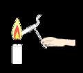 炎心とガラス管.png