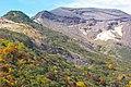 蔵王山五色岳 Peak Goshiki, Mt. Zao - panoramio - Tomofumi Sato.jpg
