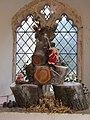 -2018-12-15 2018 Christmas tree festival Church of All Saints, Gimingham (4).JPG