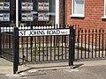 -2019-08-01 Street name sign, St Johns Road, Stalham.JPG