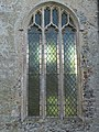 -2020-11-06 Window on the north facing elevation, St Bartholomew's, Hanworth, Norfolk (2).JPG