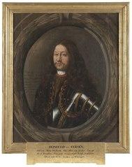 Reinhold von Fersen, 1594-1649, överstelöjtnant, gift med Dorotea Wrangel