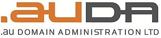 .au - Image: .au Domain Administration Logo 2011