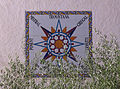 039 Rellotge de sol al c. Doctor (Sant Andreu de Llavaneres).JPG