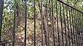 06玄武门遗址-宁西宾馆停车场北侧围栏内夯土台基近景.jpg