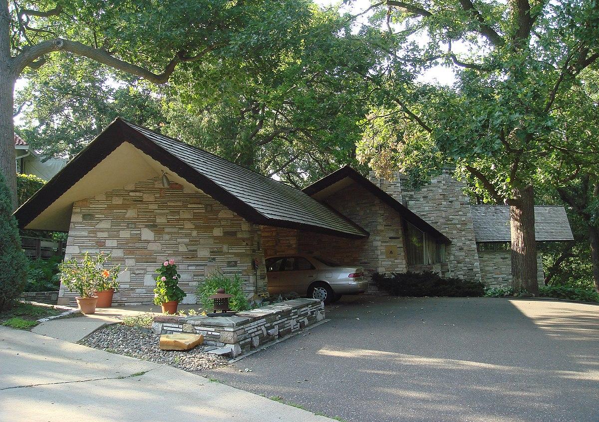 Frieda And Henry J Neils House